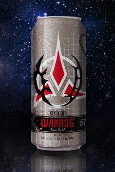 Warnog, official Klingon beer