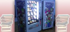 """""""In Brazil, books sold through vending machines at pay-what-you-want prices -- Brazilian company 24×7 Cultural recently [Feb. 2012] launched an initiative enabling customers to choose the price they want to pay for the books sold through its subway station vending machines."""""""