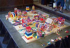Build a skyscraper that can withstand an earthquake - 10 Fun LEGO Science Activities Stem Program, Lego Program