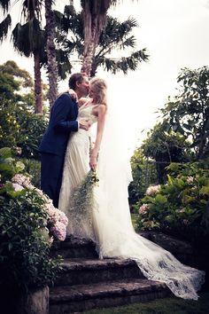 Sydney, Australia Candice Lake and Didier Ryan's wedding Photo: Liz Ham