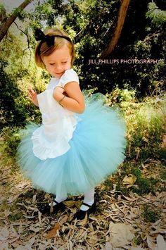 Alice in Wonderland Tutu Costume