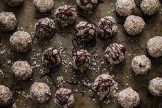 Coconut Pie Bites | edibleperspective.com