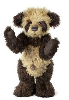 Item#: SJ5121  28 inches tall, created in mohair, jointed.  Limited Edition of 200 pieces