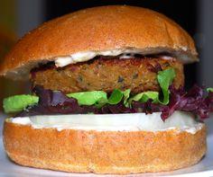 Quinoa and Bean Burger, gluten-free and vegan greattogril vegan, food, vegan recipes, carrots, quinoa, grills, bean burger, chickpeas, veggie burgers
