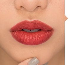 Michelle Phan em Cosmetics creamy color matte lipstick in color wine stain lipsticks, galleries, abt skin, colors, matt lipstick, color wine, los color, hair, beauti bag