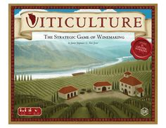 Viticulture 葡萄園