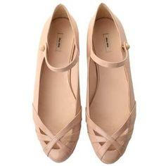 Sweet Sandals miu miu