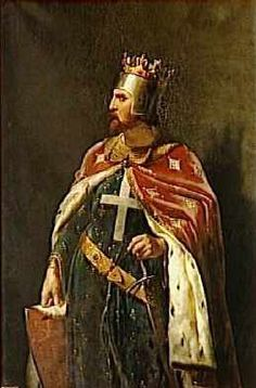 """Richard I """"The Lionheart"""", House of Plantagenet, b.6 September 1157 d.06 April 1199, son of Henry II & Eleanor of Aquitaine. King of England 1189-1199. My 26th great grand uncle."""