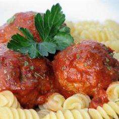 Easy Slow Cooker Meatballs - Allrecipes.com
