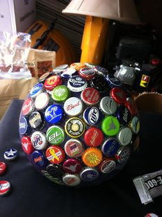 Bottle Caps on Pinterest