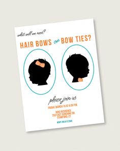 """Hairbows or Bowties""."