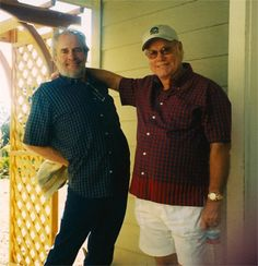Merle Haggard and George Jones!