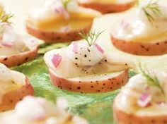 Recipes for some healthy appetizers