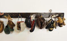 Vintage Miniature Boxing Gloves