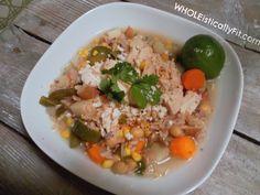 Authentic Mexican Chicken Noodle Soup: Crock Pot Caldo de Pollo Recipe