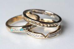 mociun | rings