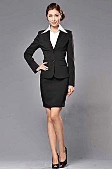 Women's stylish business attire