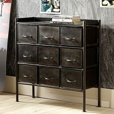 Rockwell 9 Drawer Chest #pbteen