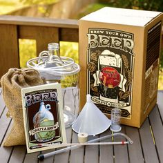 Smooth Brown Ale Brewing Kit, $41, now featured on Fab.