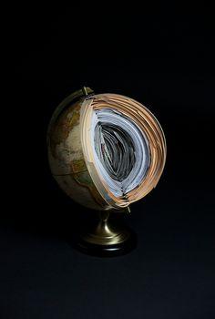 Globe by Laser Bread, via Flickr