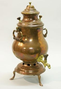 #Russian #samovar 1920