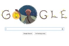 "Google kicks off Black History Month with a doodle of Harriet Tubman. Read the full article ""Harriet Tubman: Conductor, spy, and Civil War commander"" at http://www.csmonitor.com/Innovation/Pioneers/2014/0201/Harriet-Tubman-Conductor-spy-and-Civil-War-commander"