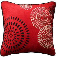 Better Homes and Gardens Songbird Decorative Pillow | Apartment deco