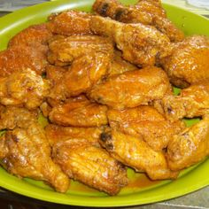 Hooters Hot Wings Recipe by Rose Mary
