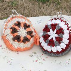 原创设计手工DIY创意个性作品,原创手工DIY制作毛线针钩口金包