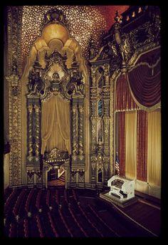 Ohio Theatre - Columbus, Ohio love the Nutcracker there every year.