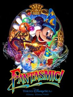 Day 15-Fav Attraction-Hands down, Fantasmic! Best show ever.  Think I still need to do my fav ride, though....