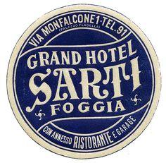 Foggia - Grand Hotel Sarti