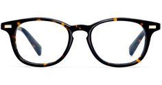 Chandler in Whiskey Tortoise by Warby Parker