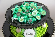 St. Patrick's Day Hershey's kisses