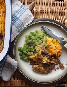 A Family Favourite and Winter Warmer: Traditional Cottage Pie with Cheesy Mash of Tatties & Neeps (Scottish Recipe)