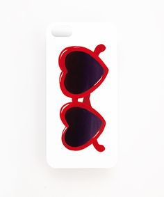 heart shaped sunnies case