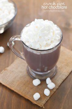 Crock Pot Hot Chocol