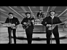 The Beatles first live performance on the Ed Sullivan Show on the 9th February 1964