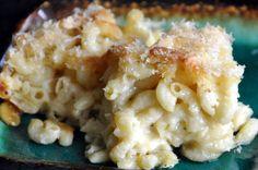 Macaroni & Four Cheese.  #Food #Macaroni #Cheese