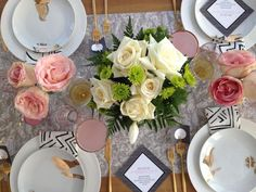 Creative Table Runners - DIY Wedding Decor Anyone Can Make on HGTV