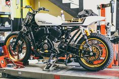 2014 Harley-Davidson Street 500 by Speed Merchant