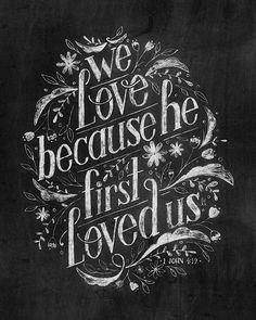 We Love by Livy Long, via Behance