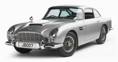 Aston Martin DB5.  The original Bond, James Bond car.  Me likey.