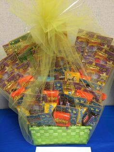 Lottery Tickets Gift Baskets on Pinterest | Lottery ...