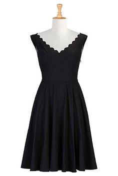 eShakti Virginia dress