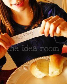 Thanksgiving-rolls recipe theidearoom.net