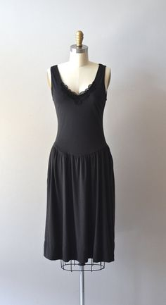 cotton 1980s sundress / 80s tank dress / Road Trip by DearGolden, $36.00