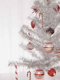 Silver Christmas Decoration Ideas