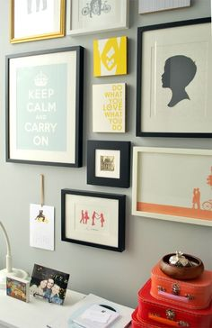 Cute Office Cubicle Decor | ... Ave.: Office Decorating Ideas (how to decorate a cubicle part 2