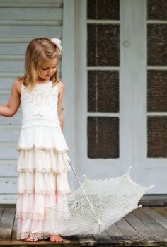 Beautiful dresses! Thinking easter dresses might have to come from here!